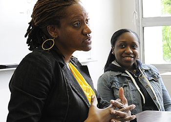 Diversity, Equity & Inclusion: Thriving with the Mentoring Program