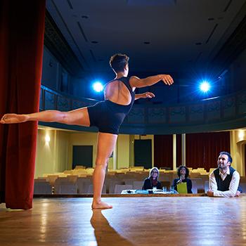 Dance Audition Prep
