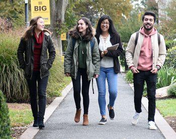 Undergraduate Fall Open House